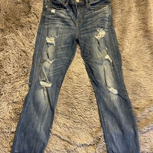 Express Blue Jeans
